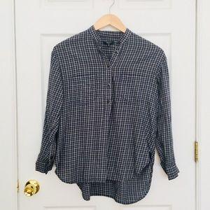 MADEWELL Popover Shirt